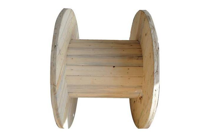 木质电缆轴盘