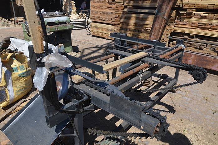 电缆轴盘生产设备